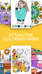 Paint.ly Color by Number – Fun Coloring Art Book 3