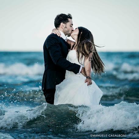 Wedding photographer Emanuele Casalboni (casalboni). Photo of 06.02.2017