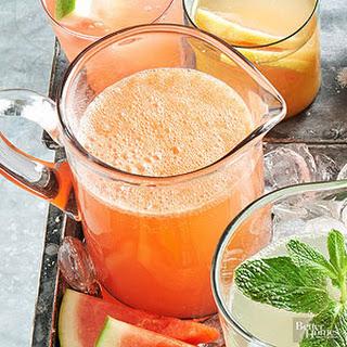 Watermelon-Honey Spritzer