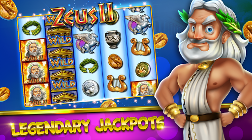 Jackpot Party Casino Games: Spin FREE Casino Slots 5014.00 screenshots 2