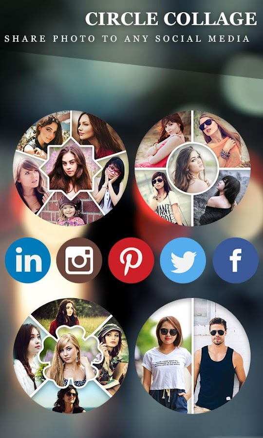 Circle Collage Maker  Android Apps On Google Play