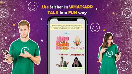 Sticker Factory & Maker for Whatsapp 2020 screenshots 8