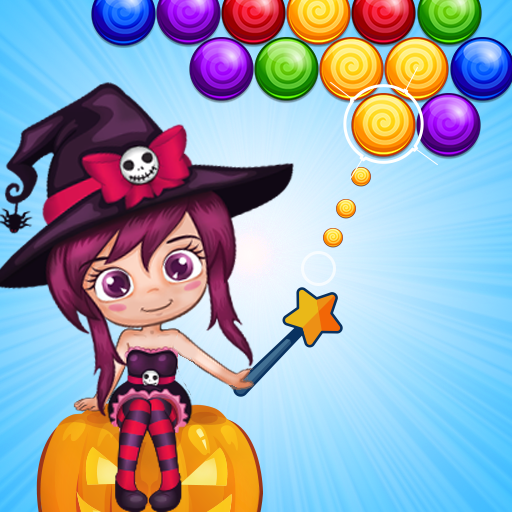 Witch Magic Land: Bubble Shooter