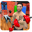 My Virtual Gym Pretend Play 3D Game To Lose Weight icon