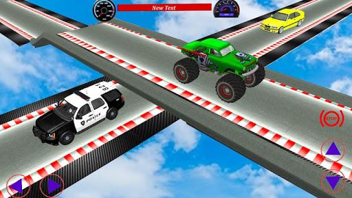 Monster Truck Racing New Game 2020 Racing Car Game screenshots 1