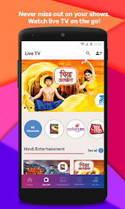 Tata Sky Mobile- Live TV, Movies, Sports, Recharge  App Download For Android and iPhone 3