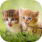 Game Cats & Dogs Jigsaw Puzzles for kids & toddlers APK for Windows Phone