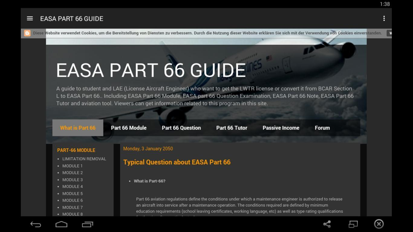 Easa Module 9 Essay Questions And Answers