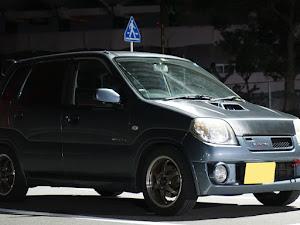 Keiワークス HN22S のカスタム事例画像 きしこきさんの2018年12月15日02:00の投稿