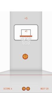 Swipe Basketball - náhled