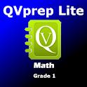 Free QVprep Lite Math Grade 1