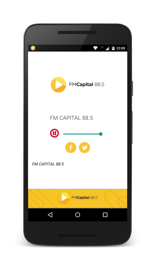 FM CAPITAL NEUQUÉN 88.5- screenshot