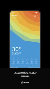OnePlus Weather 1