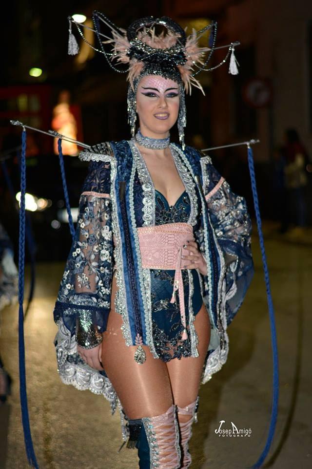 Uno de los mejores carnavales de España, el carnaval de Águilas 2018