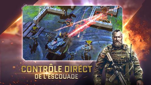 War Commander: Rogue Assault APK MOD – ressources Illimitées (Astuce) screenshots hack proof 2