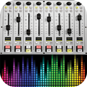 Volume Bass Control Equalizer 1.3 Icon