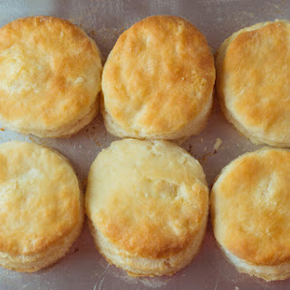 Grandma's Flaky Buttermilk Biscuits.