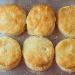 Grandma's Flaky Buttermilk Biscuits.