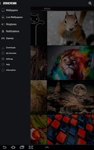 ZEDGE™ Ringtones & Wallpapers v4.13b1