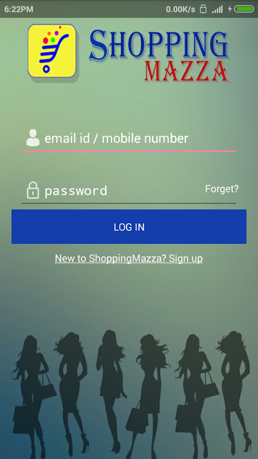 ShoppingMazza- screenshot