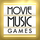 Movie Music Games icon