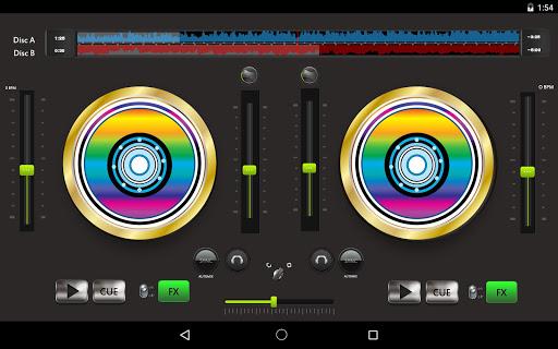 DJ Mixing Mobile