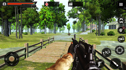 Counter Critical Strike CS: Army Special Force FPS filehippodl screenshot 6