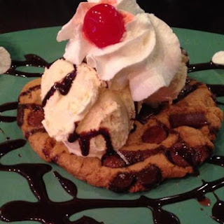 Delightful Dark Chocolate Cookie Dessert