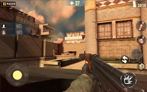 Frontline Critical Strike: New FPS Shoot War 1.0.1 8