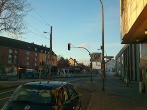 Photo: Lortzing-/Münsterstraße 29.12.13