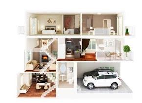 3D Home Layout Design - screenshot thumbnail 01