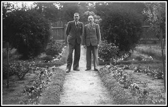 Photo: W ogrodzie