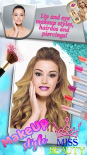 Kosmetický Salon Účes & Líčení Efekty na Fotky - náhled