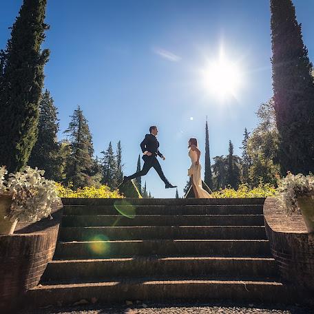 Fotógrafo de bodas Manu Galvez (manugalvez). Foto del 01.12.2017