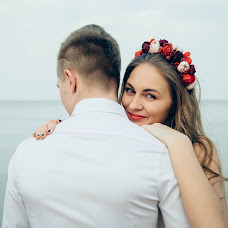 Wedding photographer Dashenka Kovaleva (darinamalina). Photo of 15.08.2017