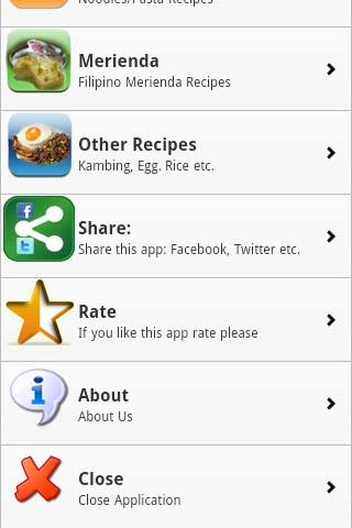 Pinoy food recipes apk 17 download only apk file for android recipes pinoy food recipes forumfinder Gallery