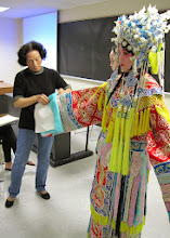 Photo: Chinese Costumes and Headpieces, Spring 2011