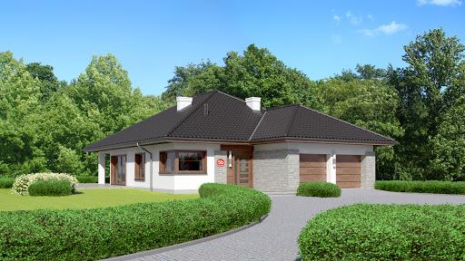 projekt Dom przy Pastelowej 5 bis