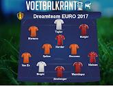Dit is ons dreamteam voor het EK!