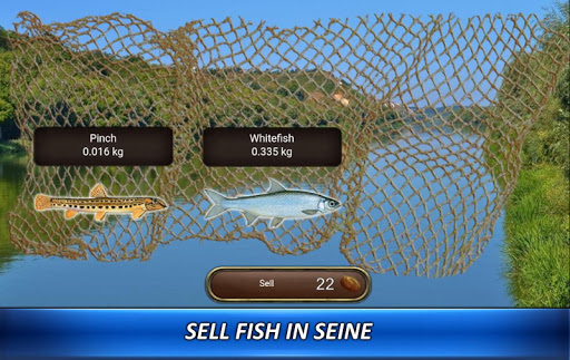 Fishing rain - fishing simulator apkpoly screenshots 5