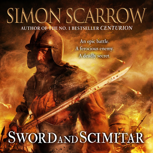Sword And Scimitar By Simon Scarrow Audiobooks On Google Play