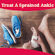 How To Treat A Sprained Ankle for PC-Windows 7,8,10 and Mac