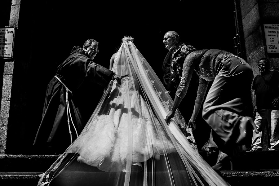 Wedding photographer Iñaki Lungarán (lungarn). Photo of 05.10.2015