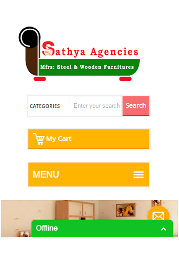 Sathya Agencies 1.0.0 screenshots 2