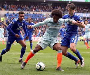 Willian pourrait signer chez un rival de Chelsea