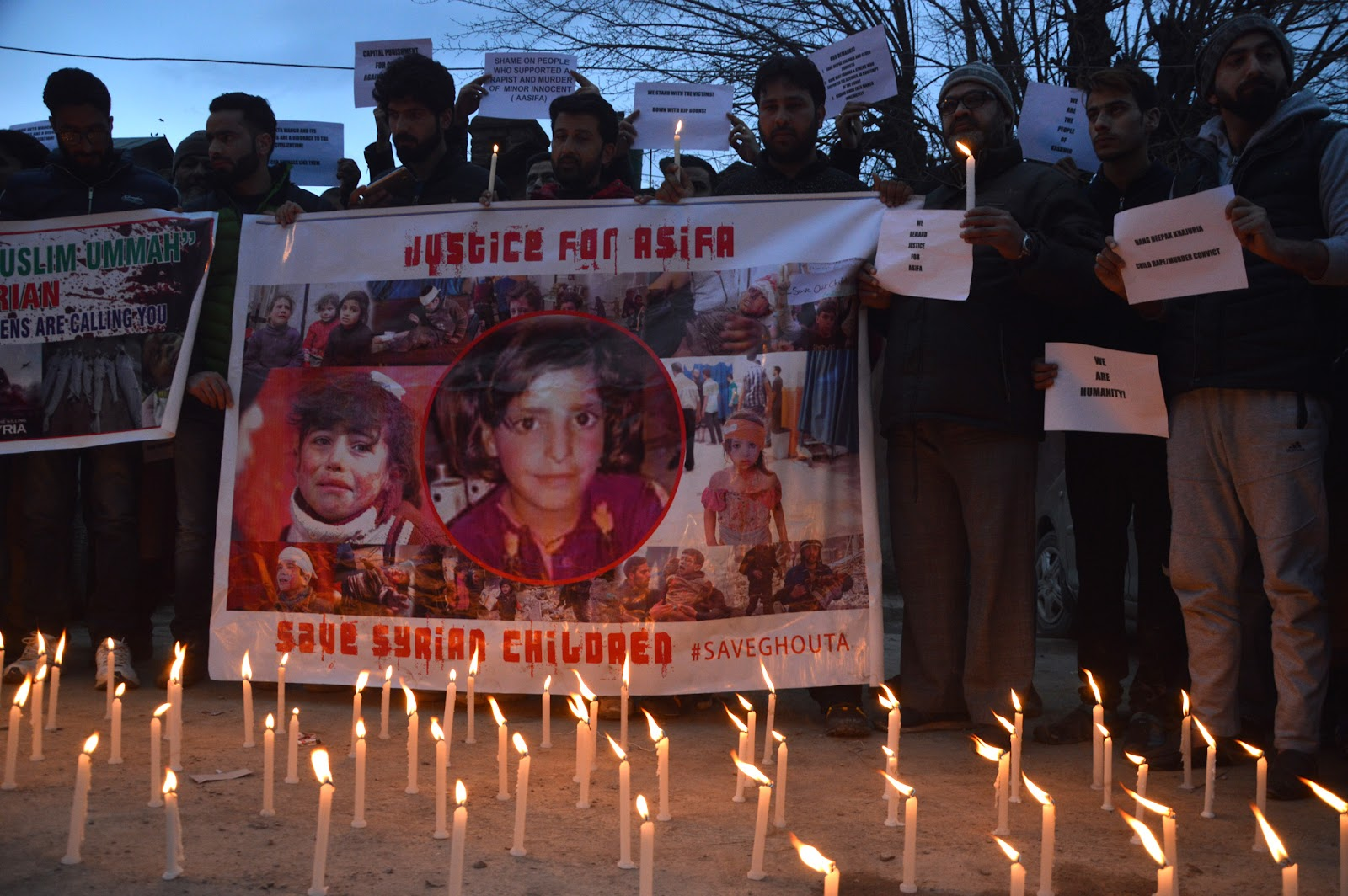 Image result for asifa protests