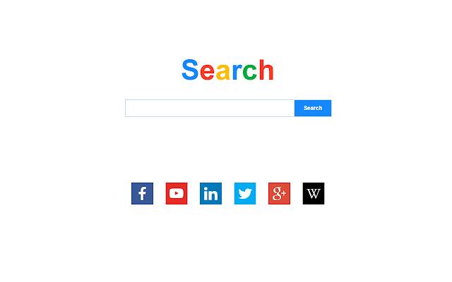 Favourite Searches Newtab