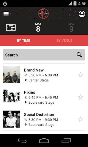 玩音樂App|Shaky Knees Music Festival免費|APP試玩