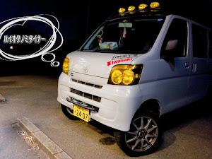 ハイゼットカーゴ  トヨタ ピクシスバンのカスタム事例画像 Ko-@IwasakiHeavyIndustryさんの2019年05月26日22:18の投稿