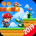 Super Boy Jungle World Adventure  Games icon